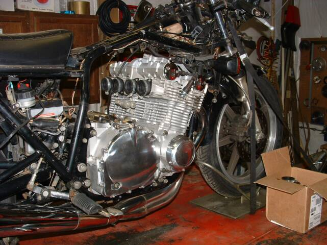 Randys Cycle Service  U0026 Restoration  Engine  U0026 Transmission