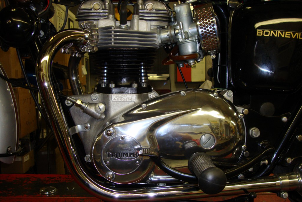 Randys Cycle Service & Restoration: Vintage Motorcycle
