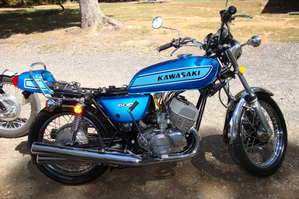 Randys Cycle Service & Restoration: Vintage Motorcycle ... on