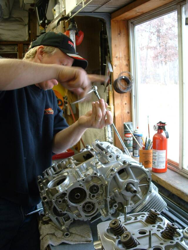 Engine Rebuild Cost >> Randys Cycle Service Restoration Engine Transmission