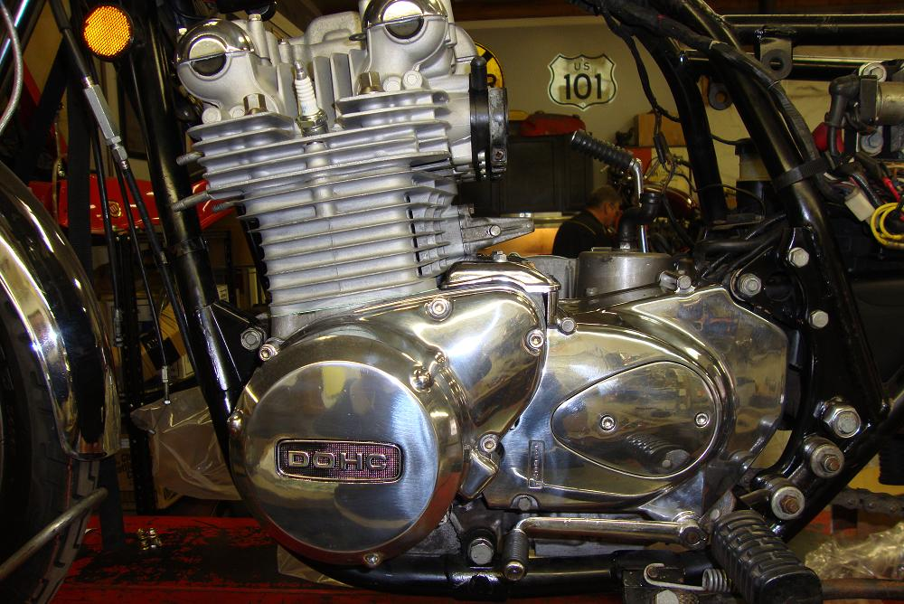 Randys Cycle Service & Restoration: Engine & Transmission